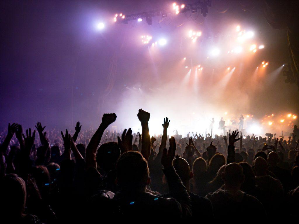 Publier vos dates de concerts